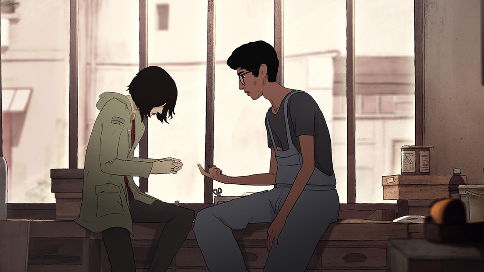 Crítica de '¿Dónde está mi cuerpo?', una de les sorpreses del cinema d'animació de l'any