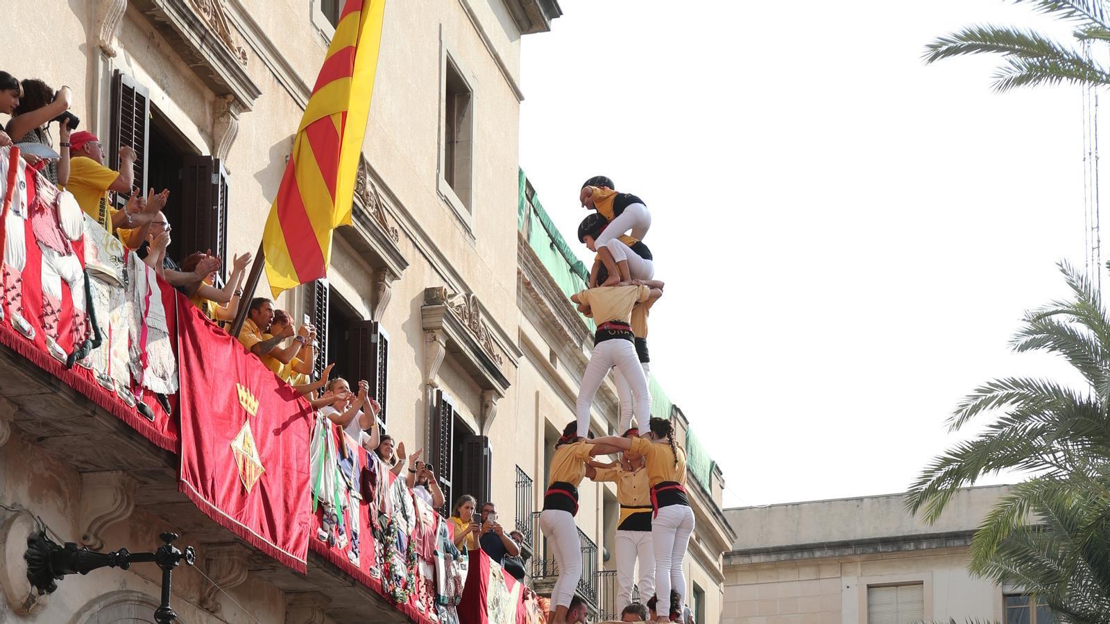 Els Bordegassos de Vilanova completen la seva primera clàssica de vuit -3d8, 4d8, 2d7- de la temporada