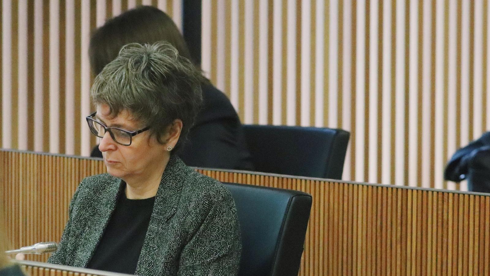 La consellera general del PS Susanna Vela. / PS