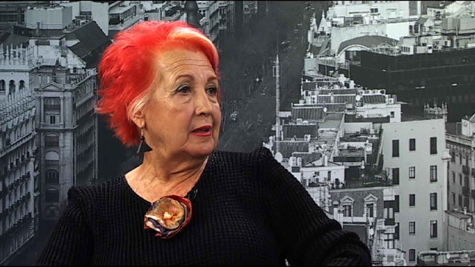 Rosa Maria Calaf: El 1983 vàrem crear una TV3 competitiva, no regional ni elitista