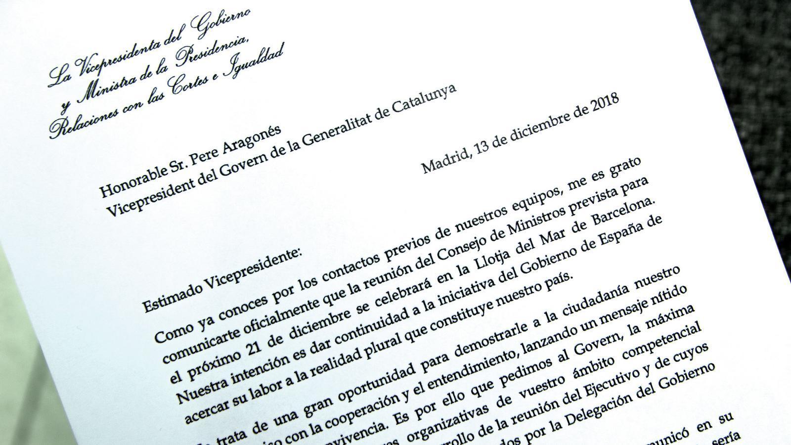 L'anàlisi d'Antoni Bassas: 'El consell de ministres dels nassos i nosaltres'