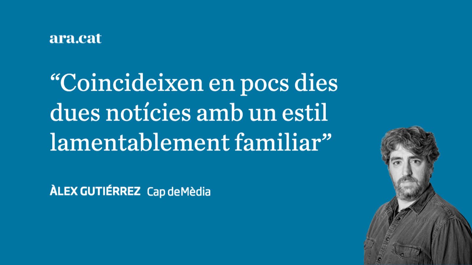 'El Mundo' aplica la plantilla catalana a les Balears