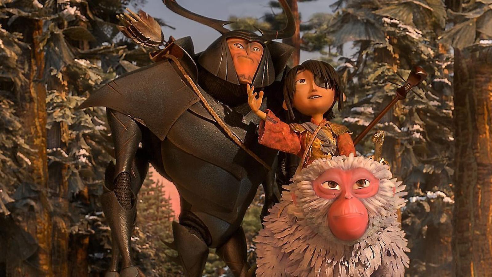 El Kubo lluitarà per salvar la seva família amb l'ajuda dels seus amics Mona i Escarabajo.