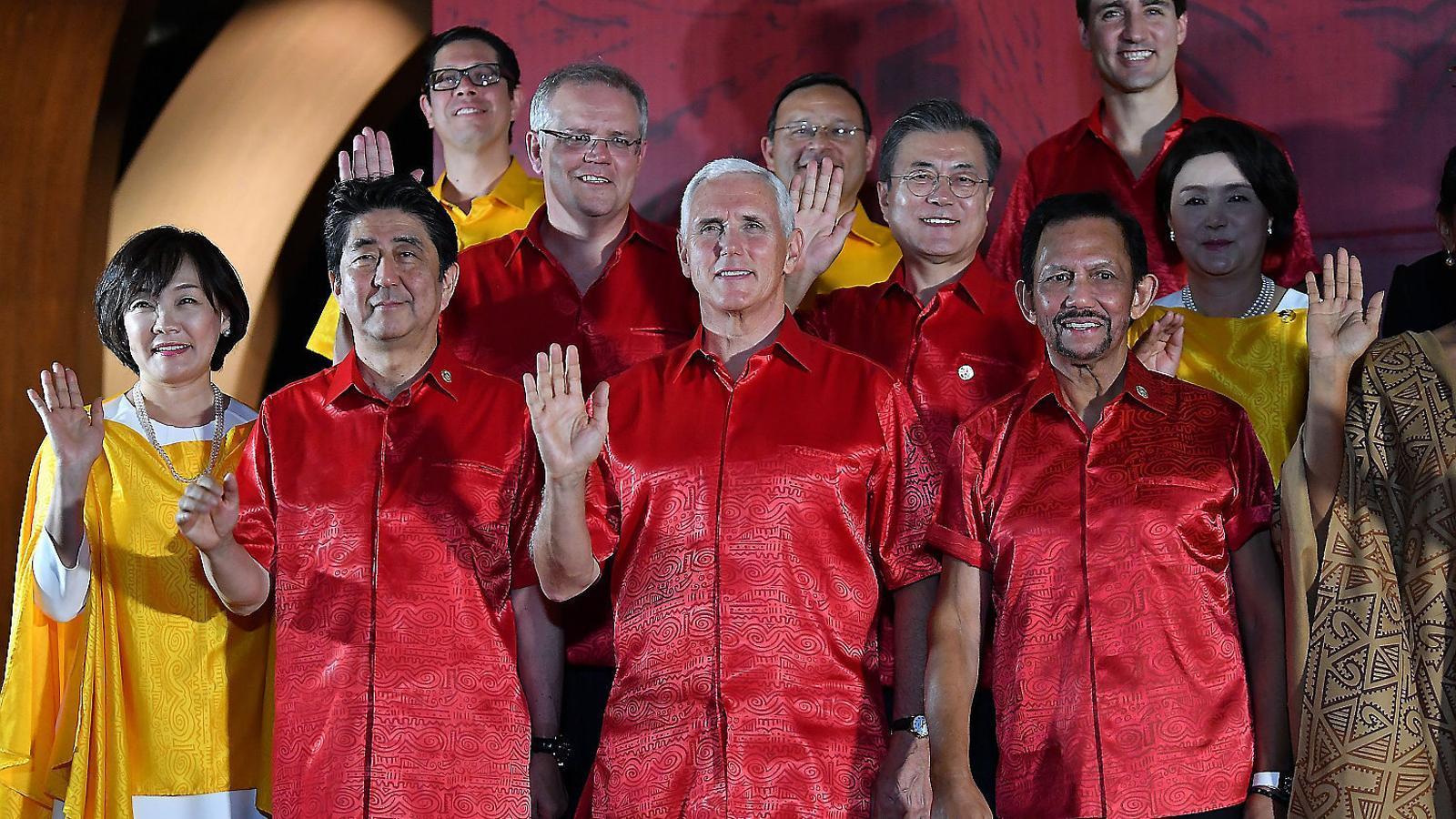 La cimera del Forum Àsia- Pacífic acaba sense acord per la baralla EUA-Xina