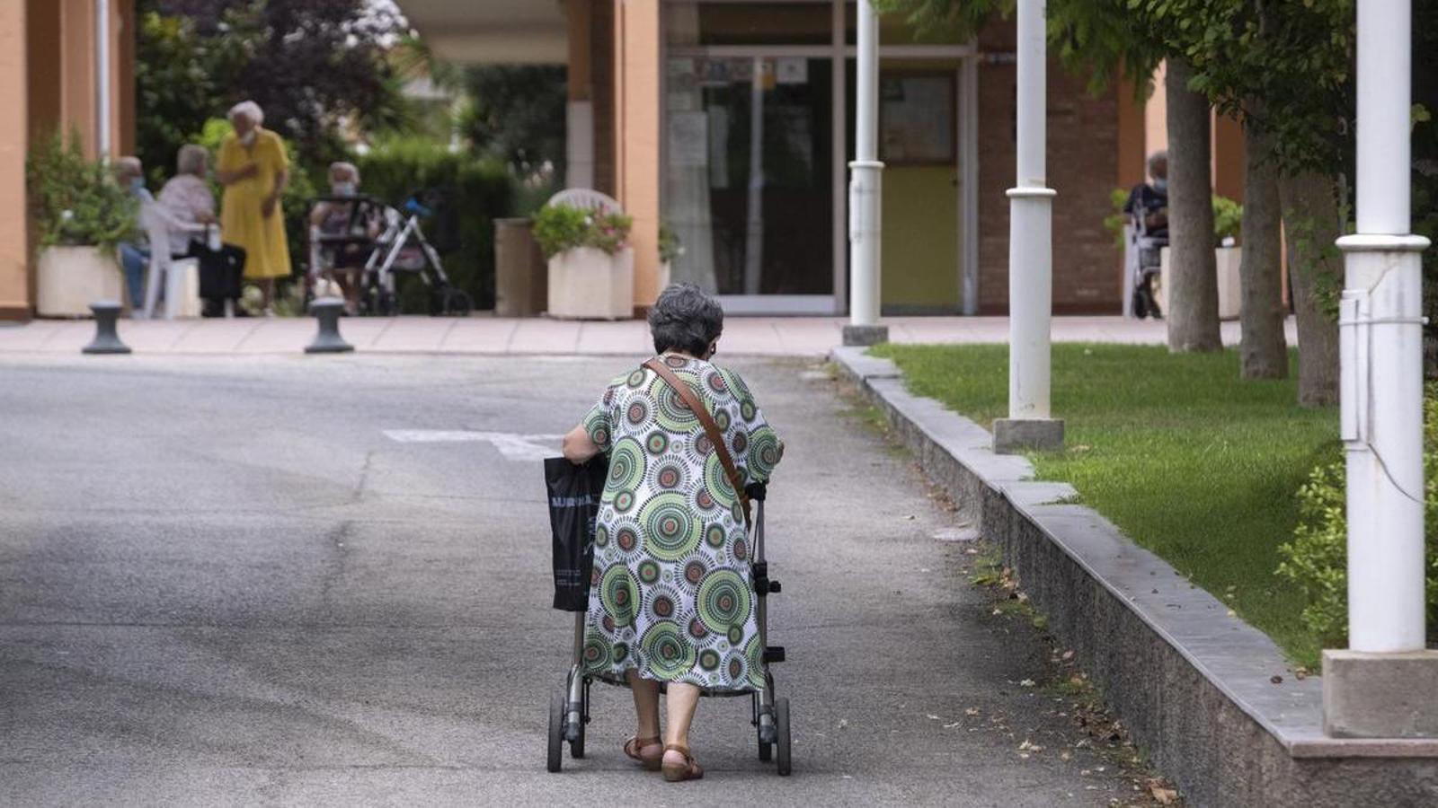Residències de gent gran
