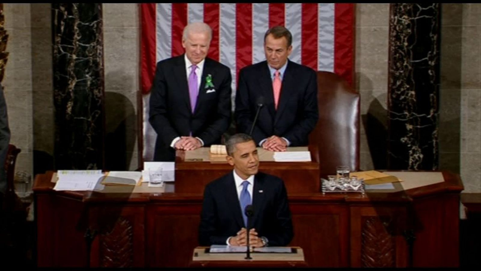 Obama segueix apostant per salvar la classe mitjana