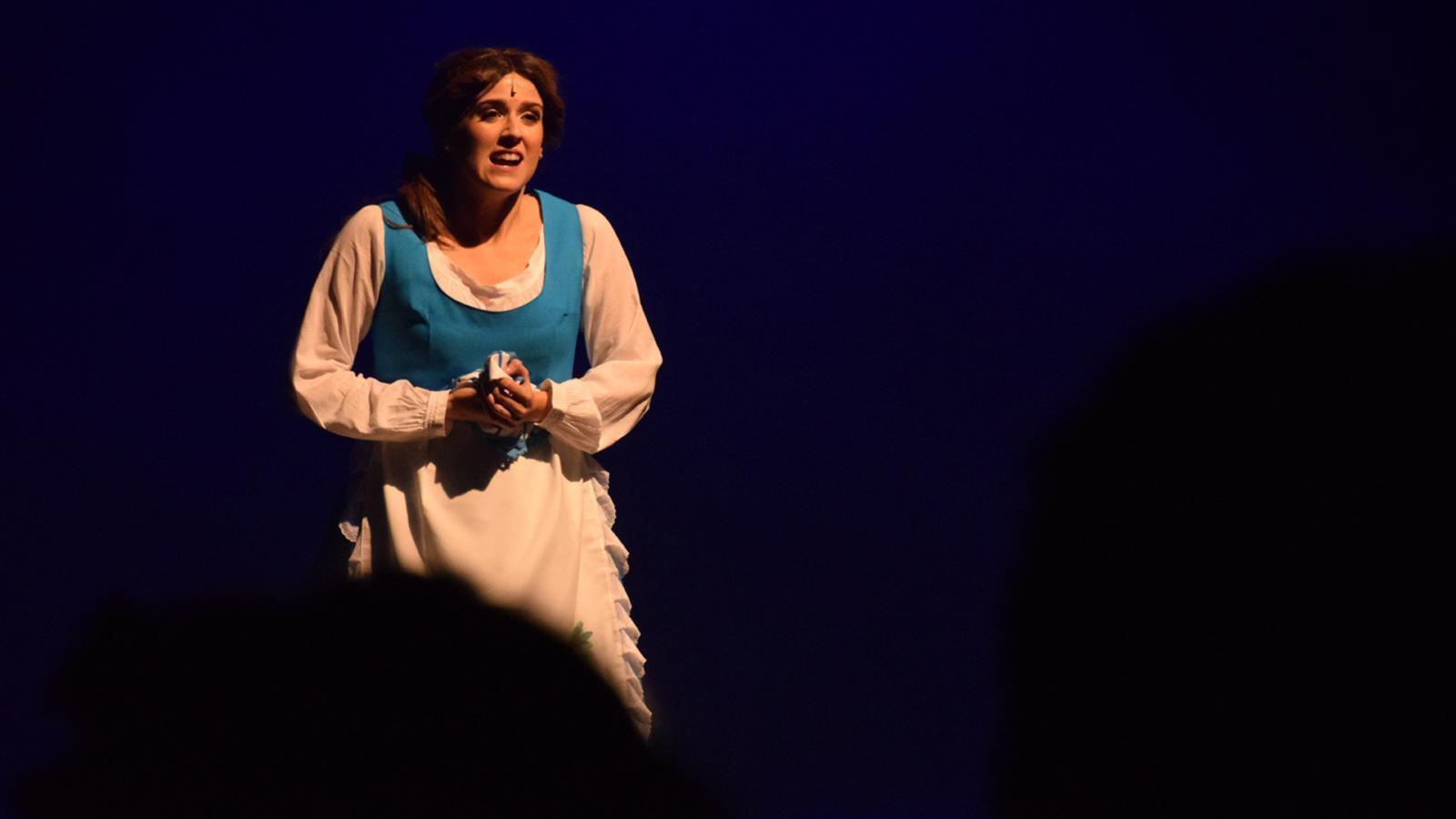 L'espectacle infantil de 'La bella i la bèstia' d'Encamp. / M. P. (ANA)