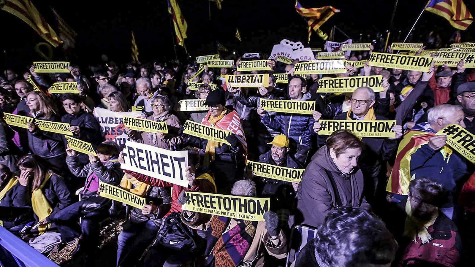La 'desinflamació judicial' del president Sánchez