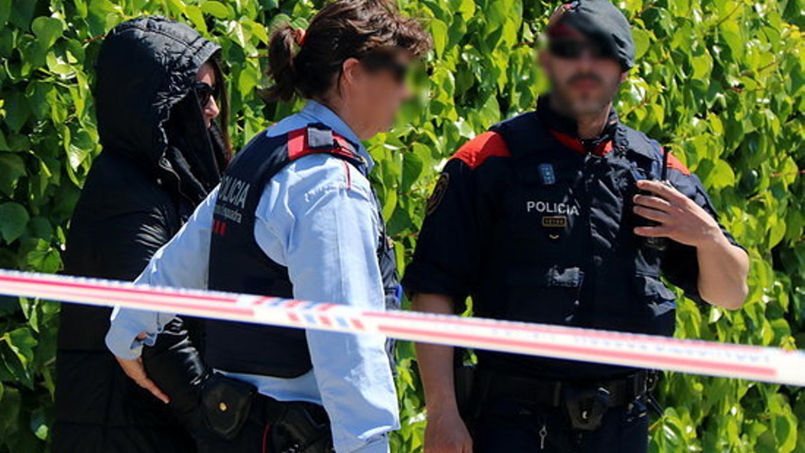Investiguen si els urbans acusats pel cas del pantà de Foix van intentar esquarterar la víctima i no se'n van sortir