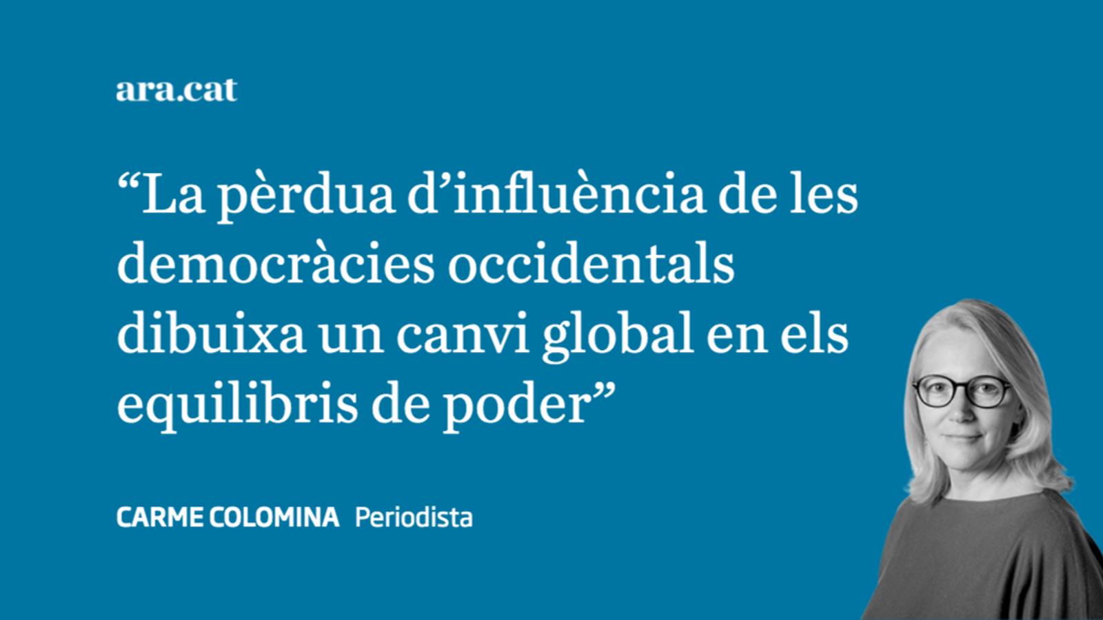 Globalització,  segona part
