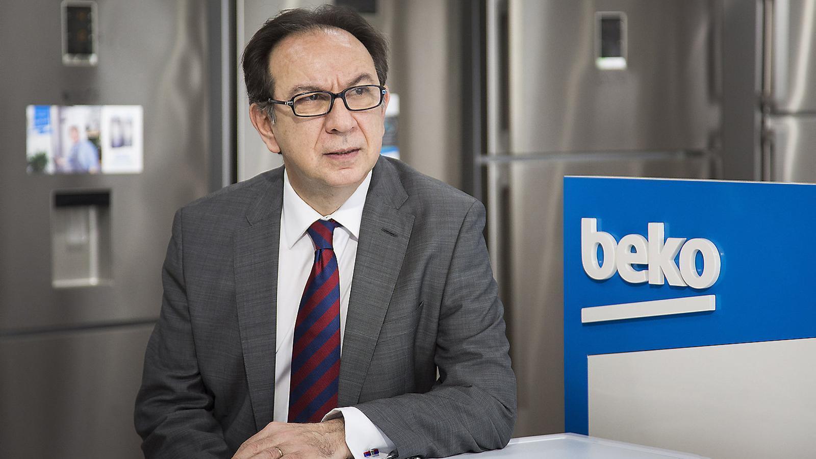 Beko busca una 'start-up' tecnològica per seguir creixent