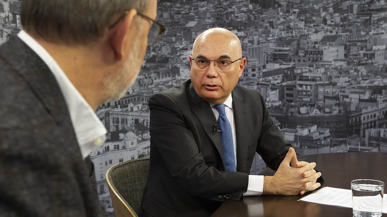 Entrevista d'Antoni Bassas al Dr. Josep Tabernero