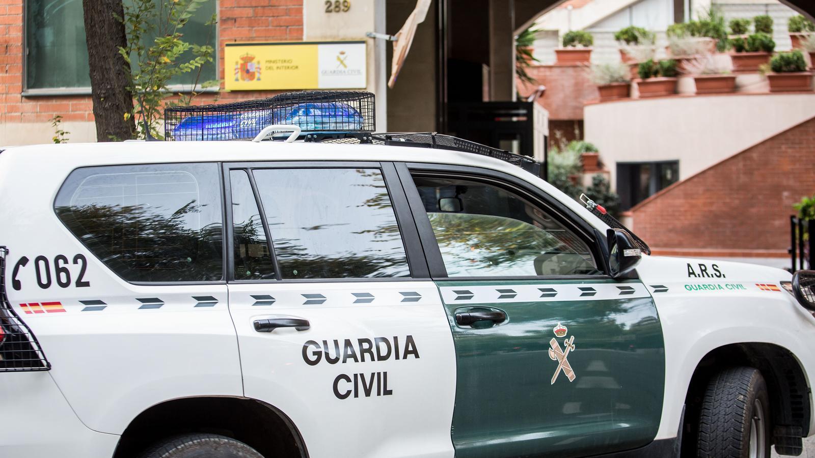 """La Guardia Civil cree que el independentismo quiere """"evitar el control"""" con criptomonedas"""