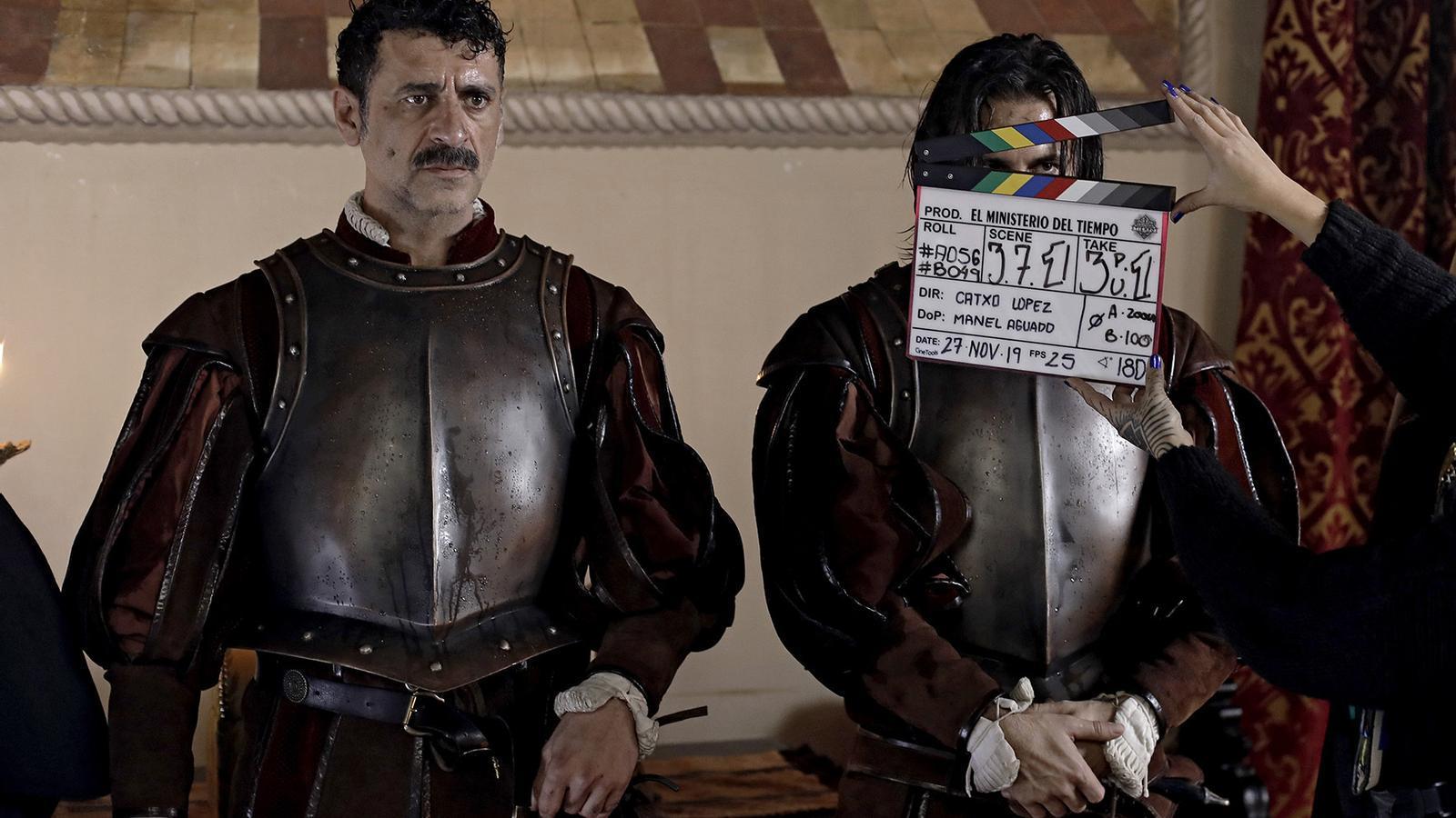 La web de TVE recupera la tercera temporada d''El Ministerio del Tiempo' abans que s'estreni la quarta