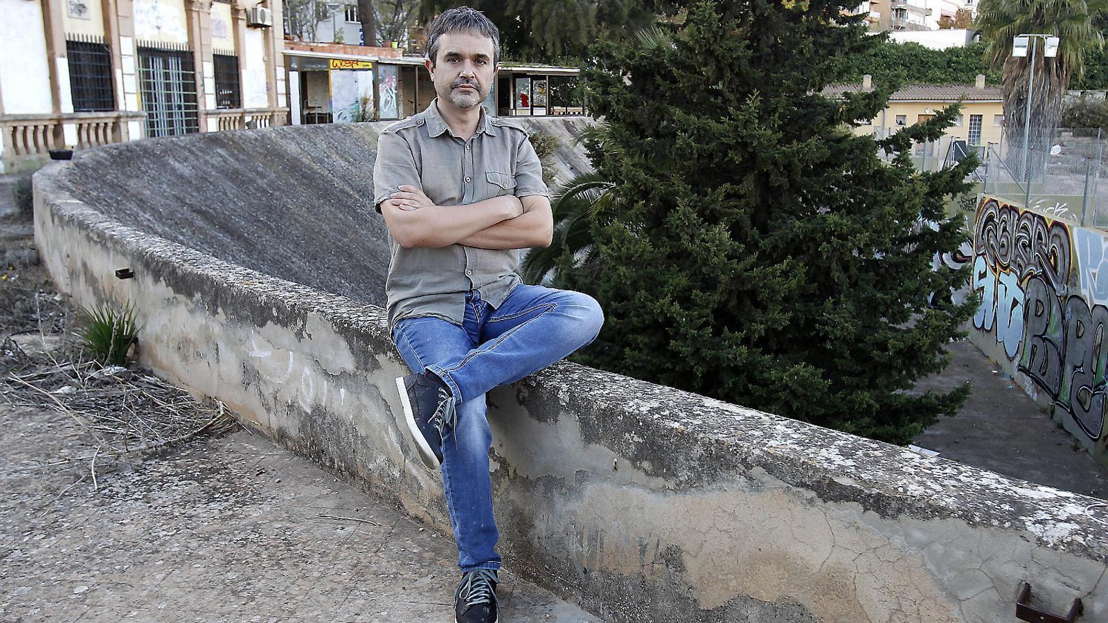 """Manuel García """"Els 'fanàtiks'  de l'Atlètic Balears són d'esquerres,no hi ha ultradreta"""""""