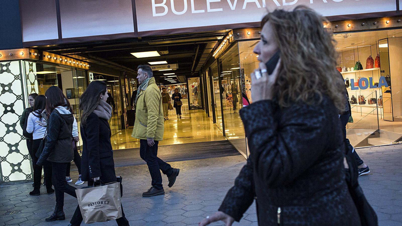 Bulevard Rosa, epíleg d'un barceloní històric