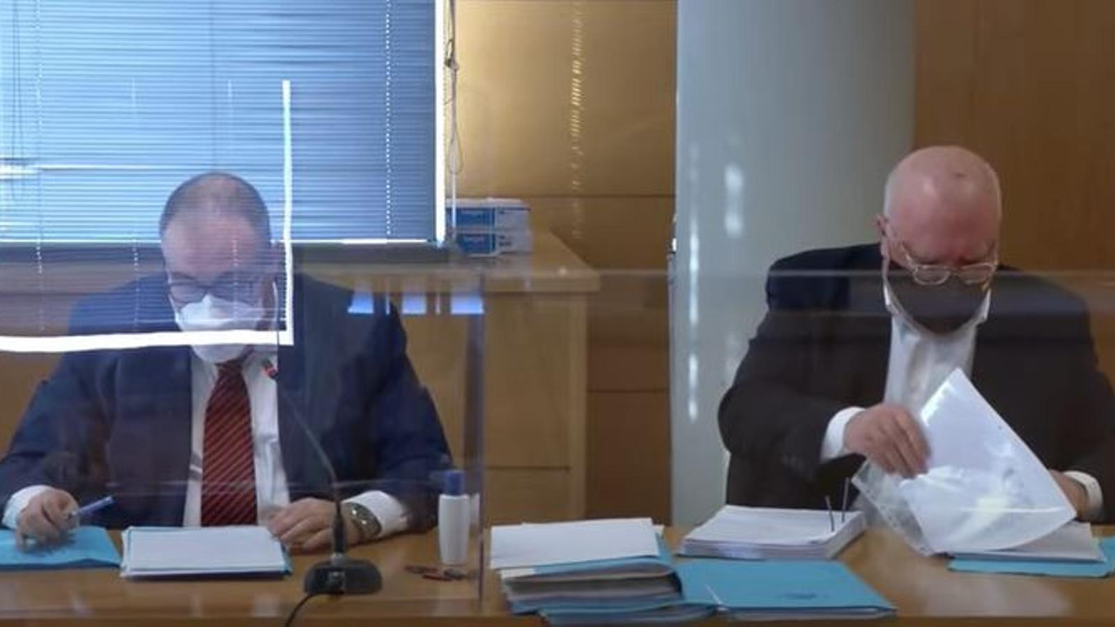 EN DIRECTE | Judici a l'excomissari José Manuel Villarejo als jutjats de Madrid