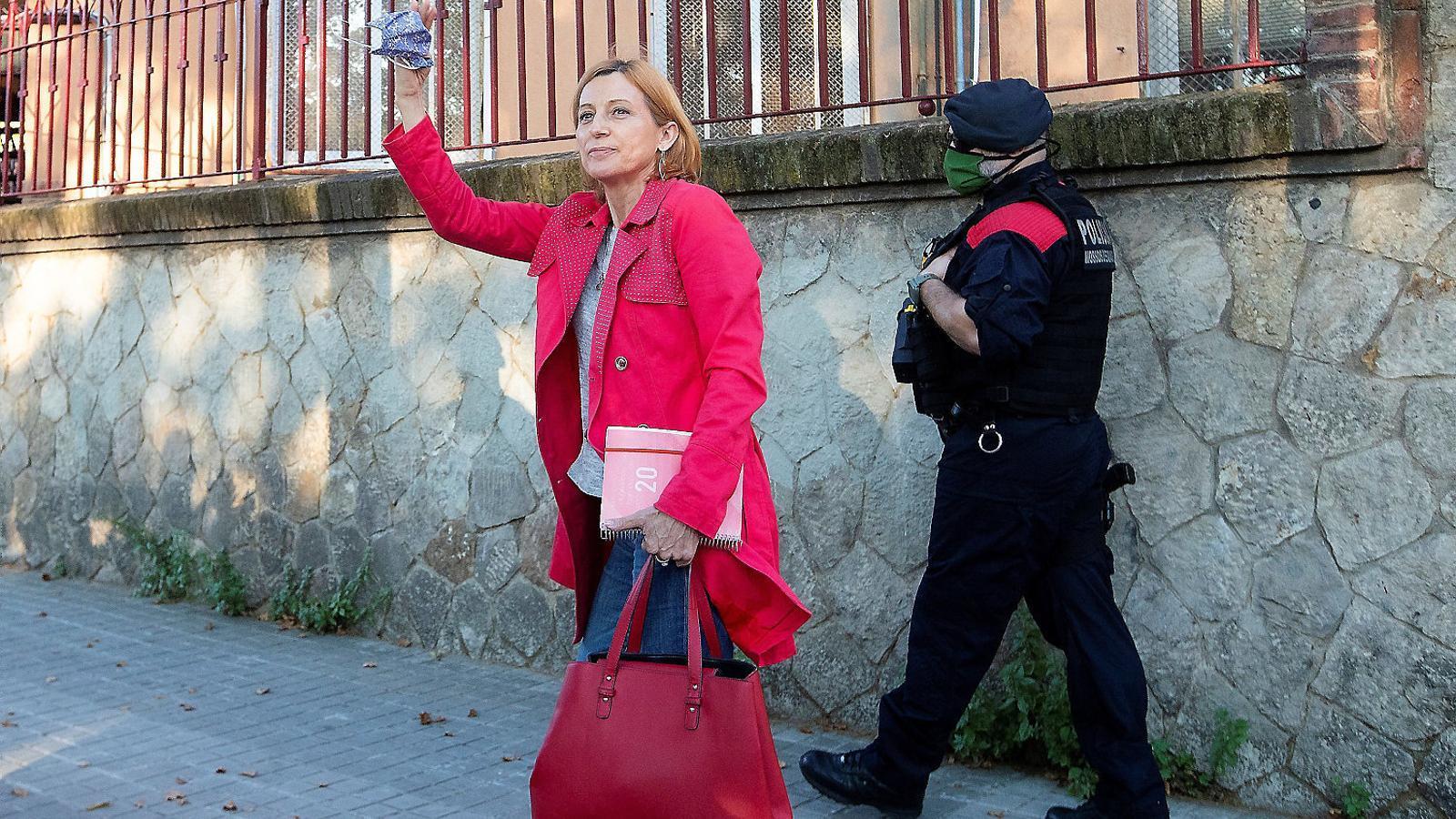 La Generalitat classifica en tercer grau els presos polítics