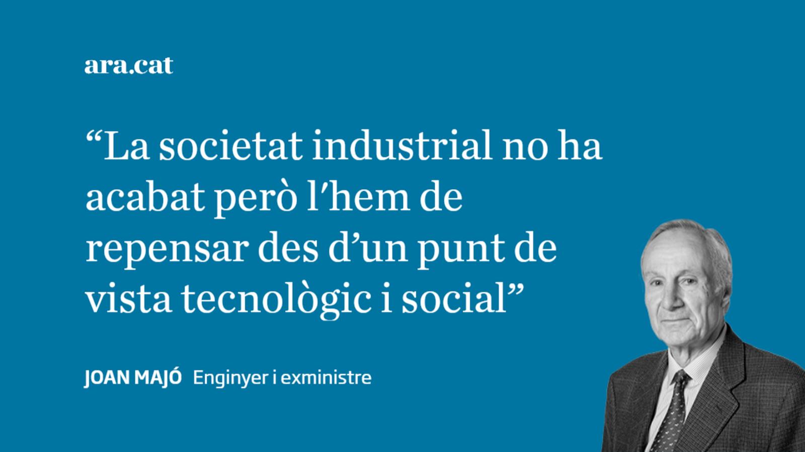 Nova societat industrial: propietat i accés
