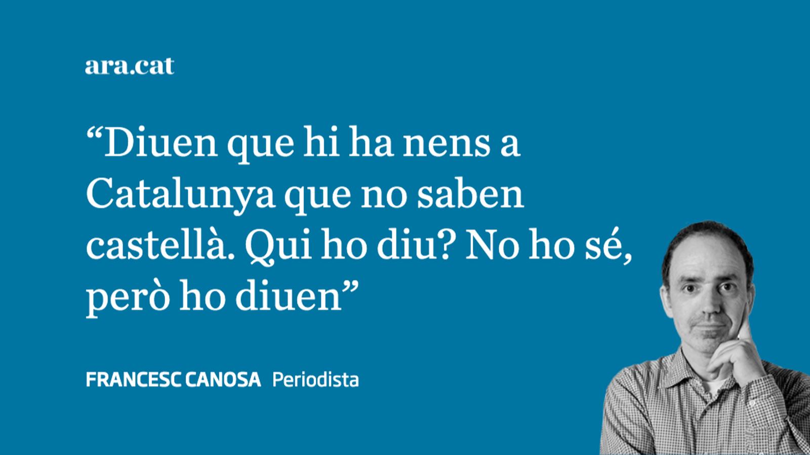 Més sobre el català