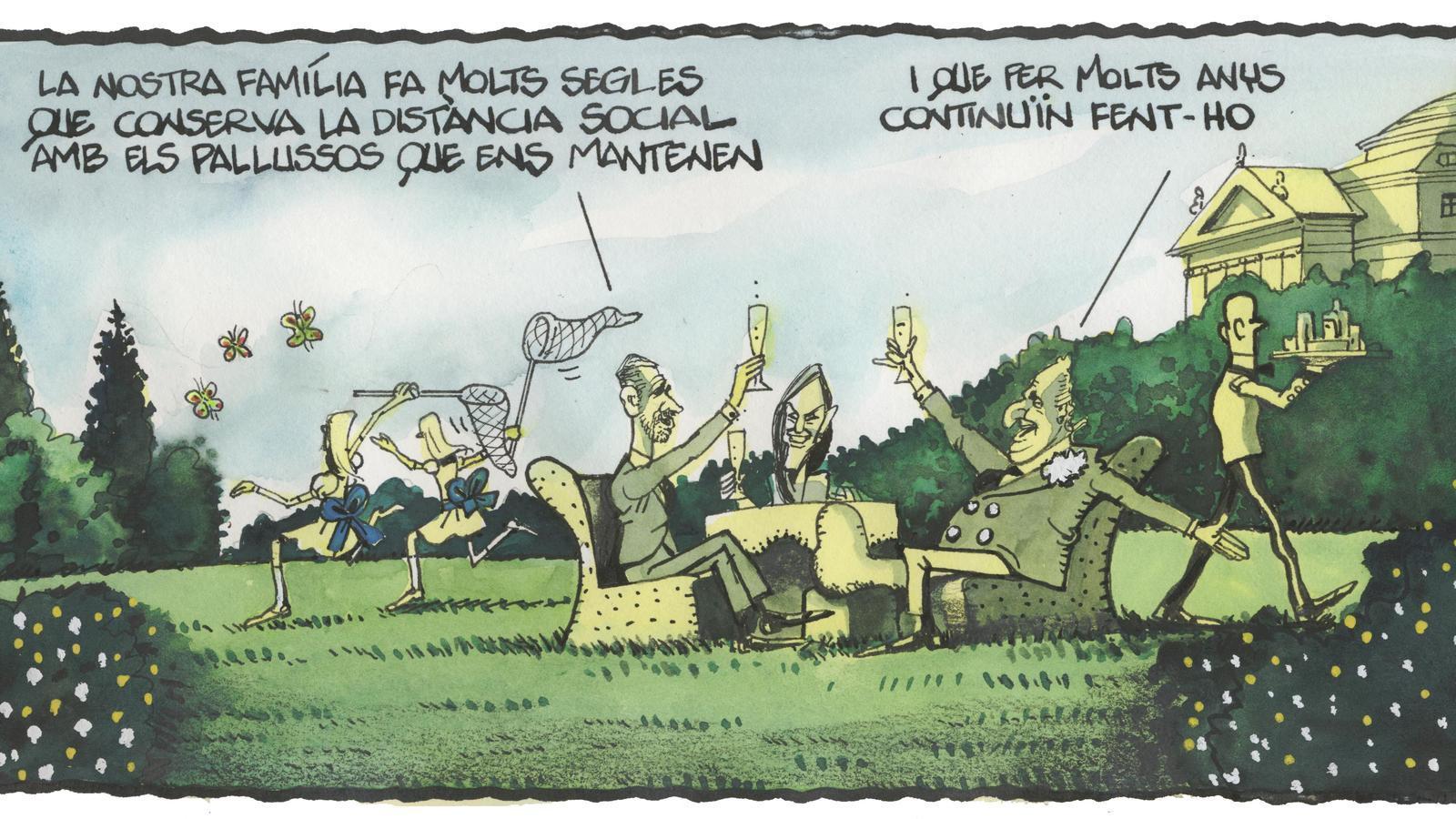 'A la contra', per Ferreres 17/05/2020