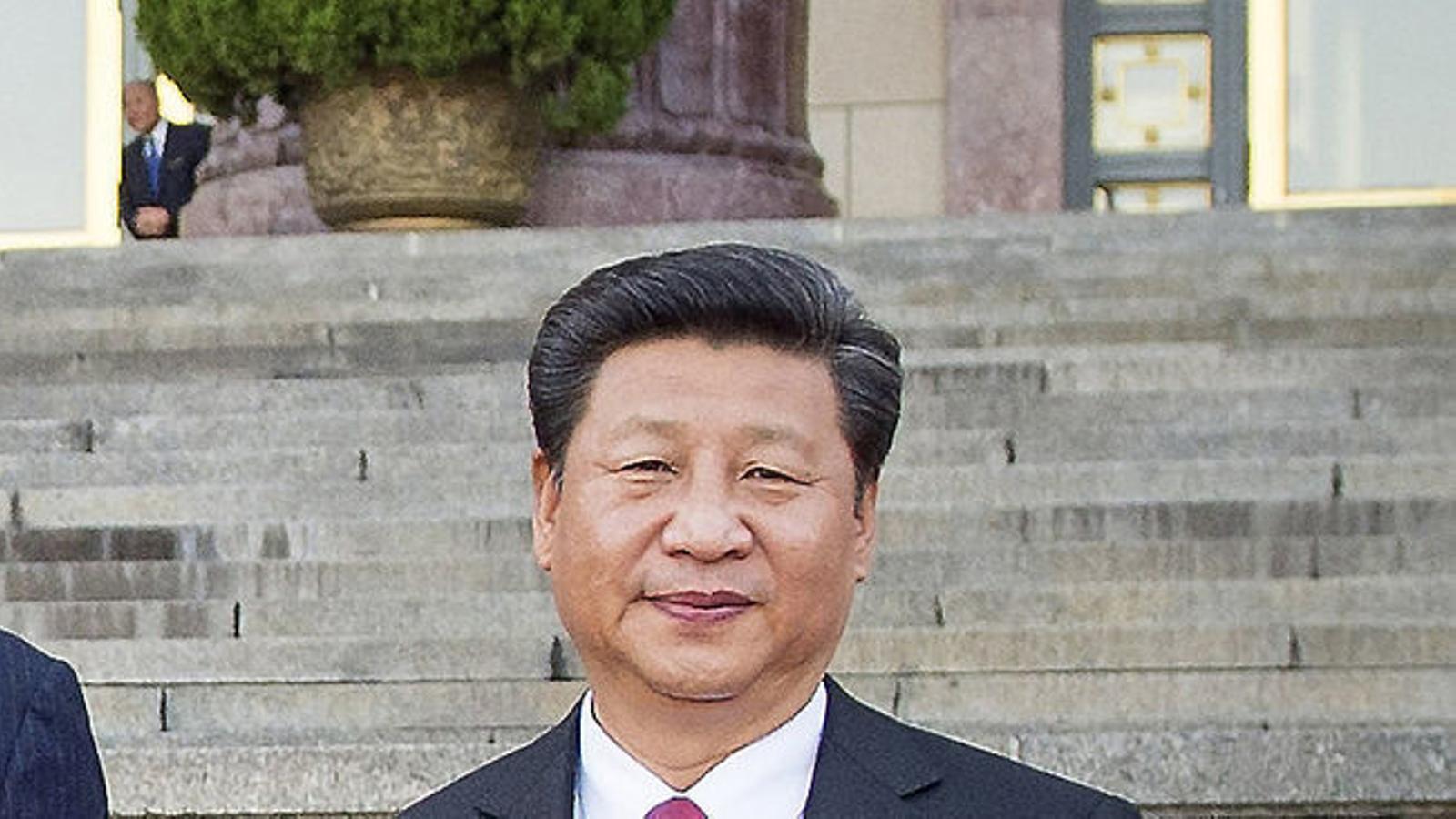 Xi Jinping, un oncle amb mà de ferro