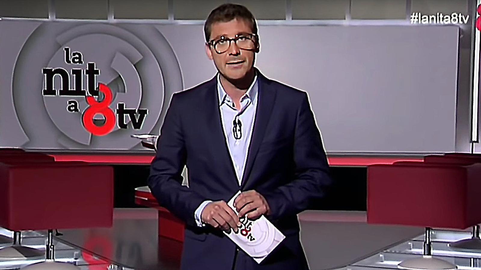 8TV enceta una nova etapa de mínims, ara sense informatius