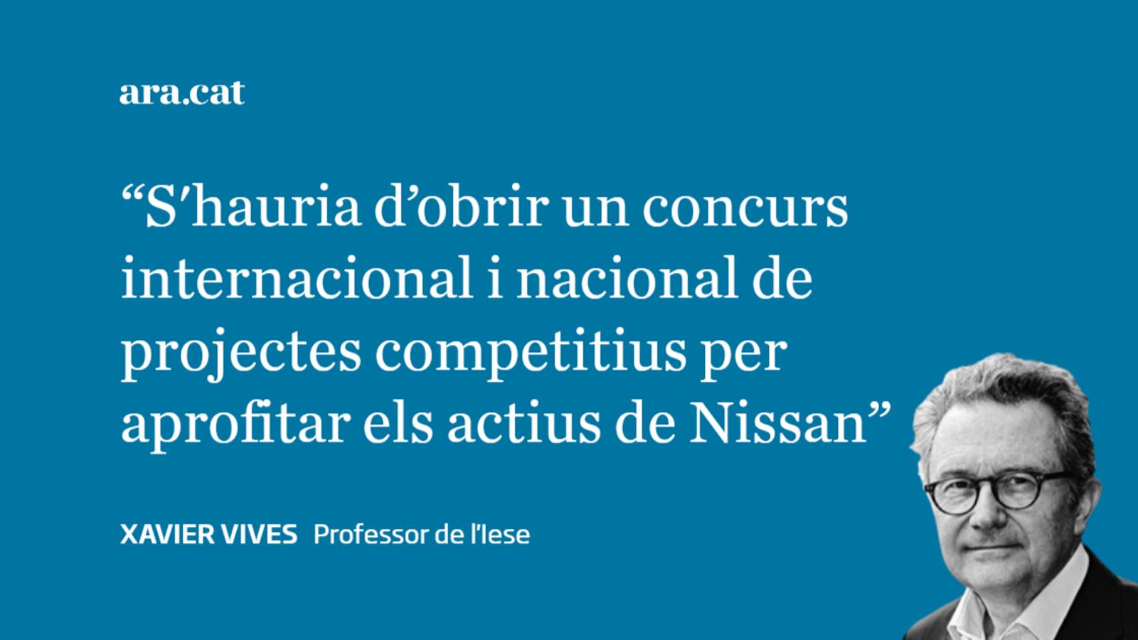 Nissan i la política industrial