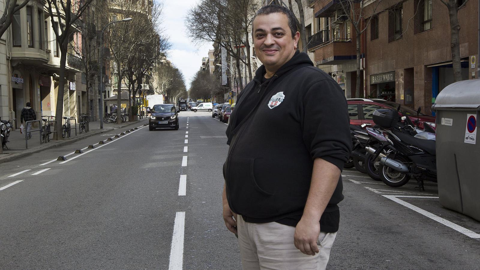 Tito Álvarez en una imatge d'arxiu.