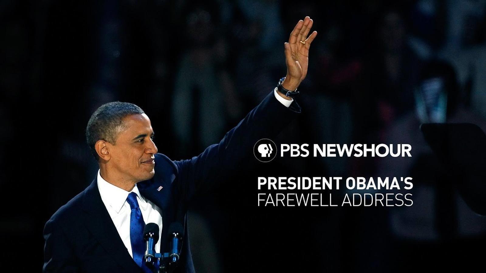 El darrer discurs d'Obama