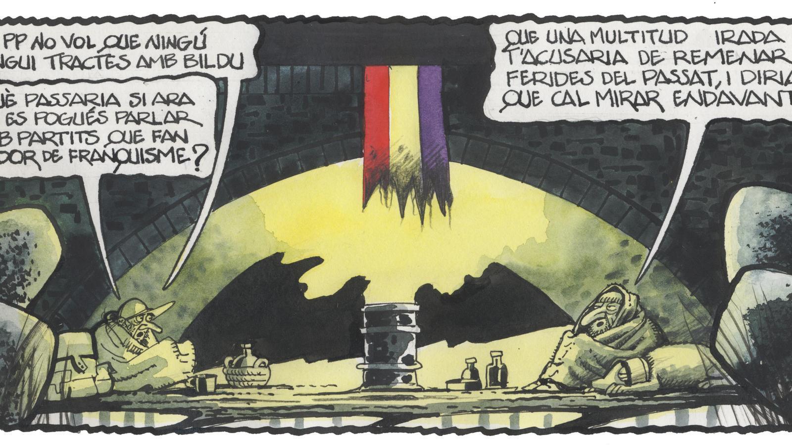 'A la contra', per Ferreres 22/11/2020