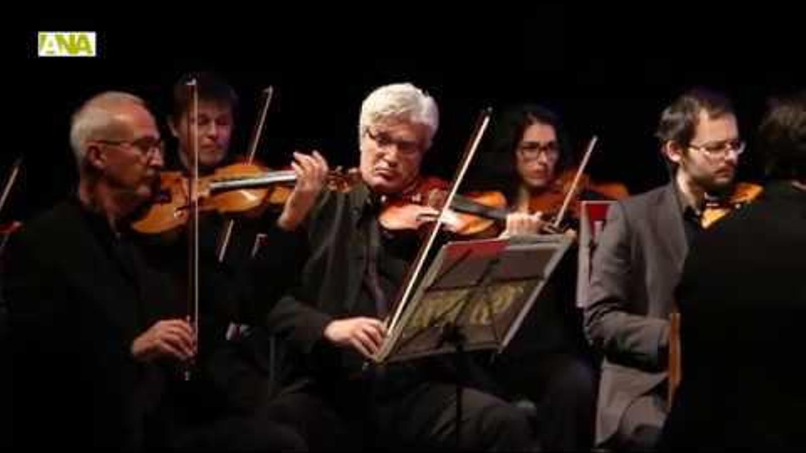 Segon concert del Cicle Paisatges.