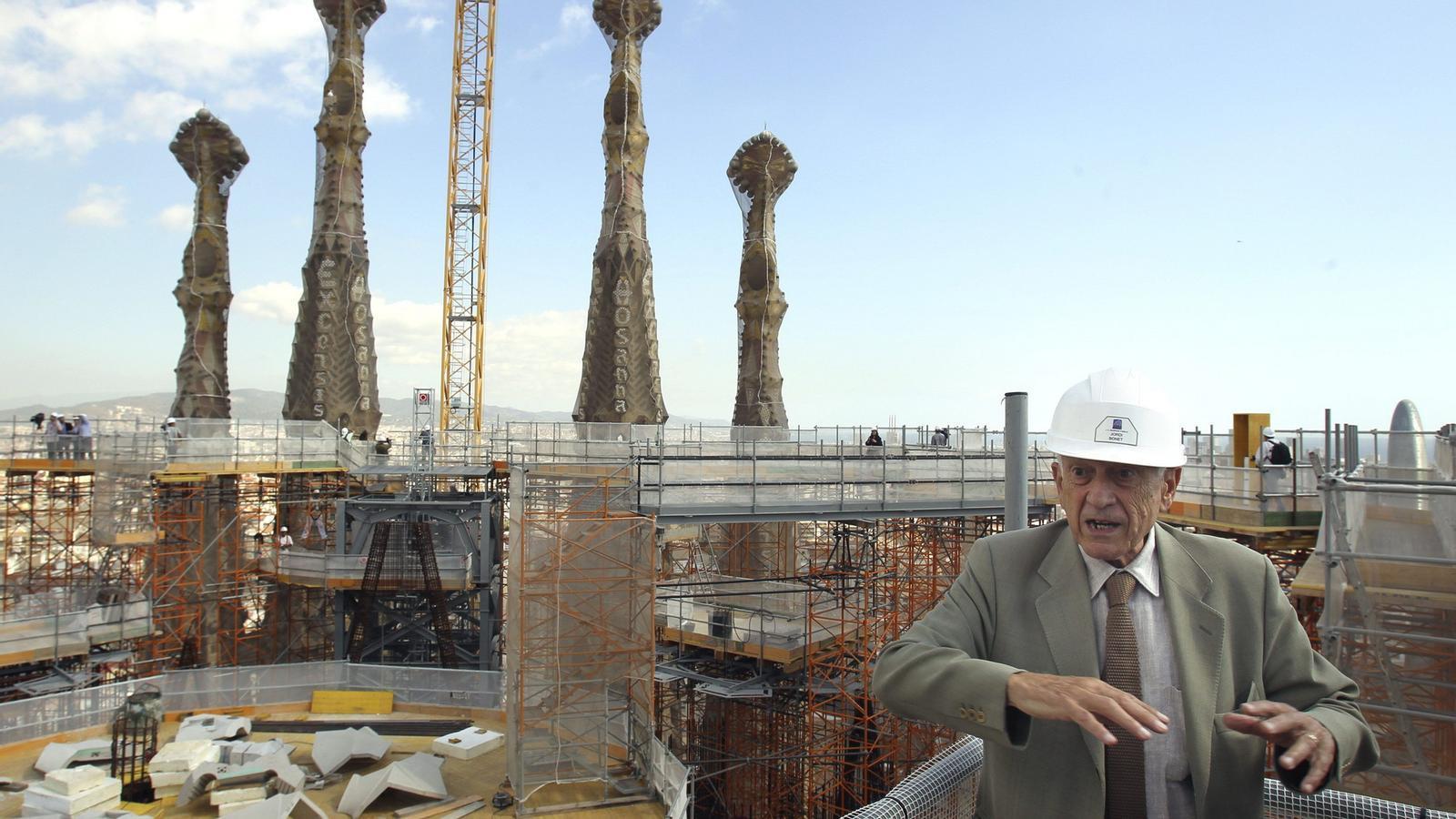 La Sagrada Família s'acabarà el 2026