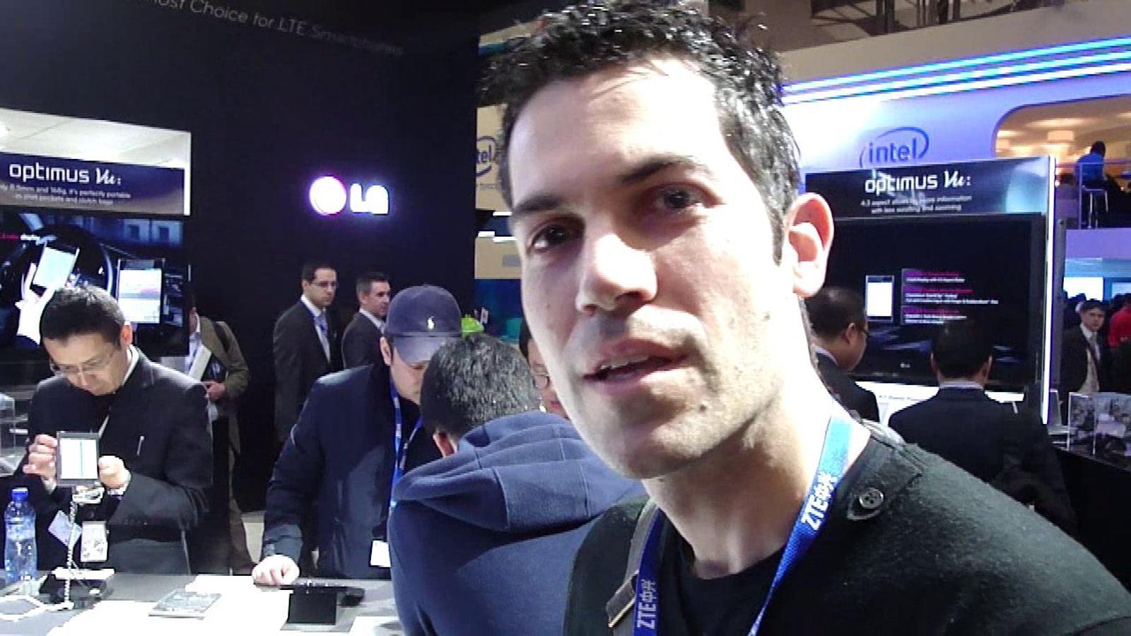 [MWC 2012] Vídeo: LG Optimus Vu