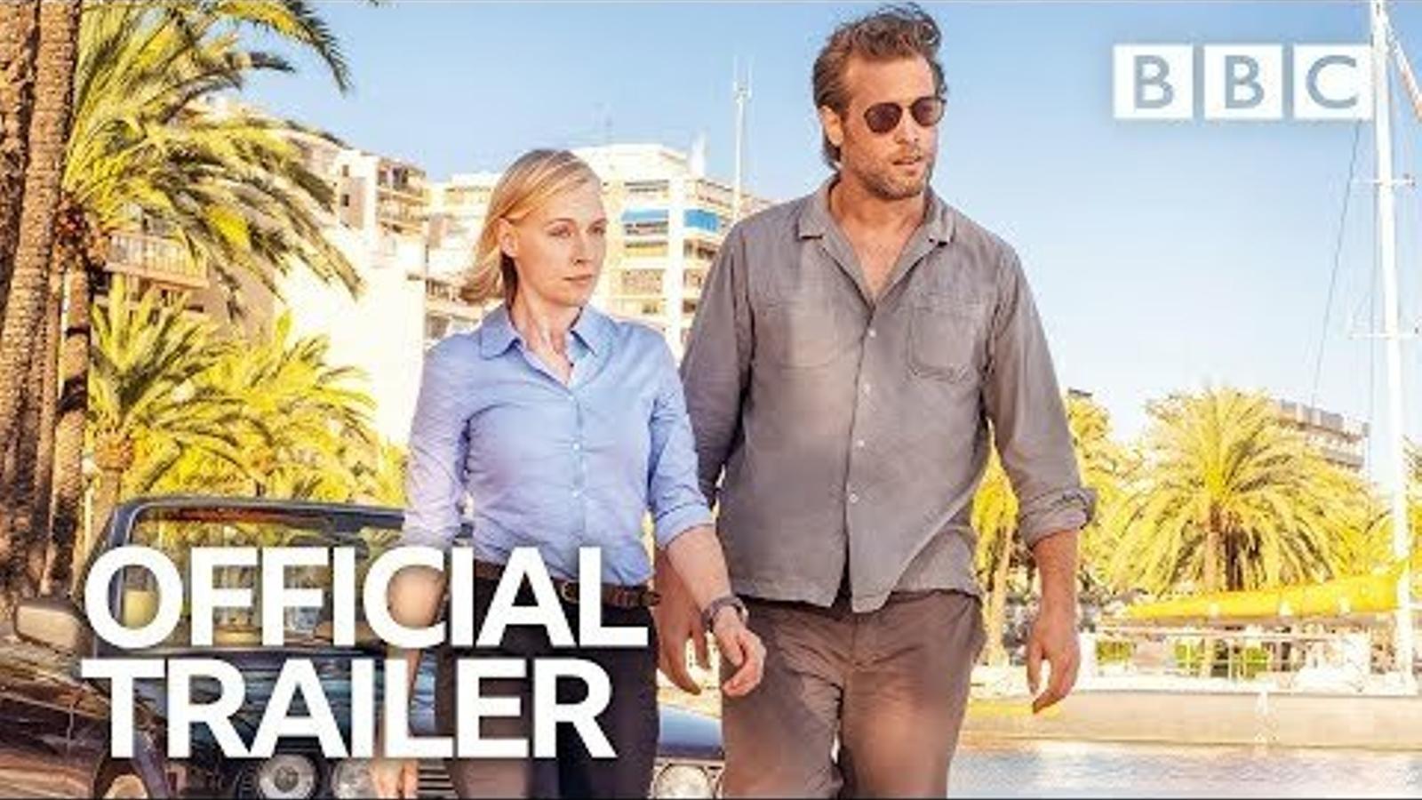 Ja està disponible el primer tràiler de la sèrie 'The Mallorca Files',  produïda per la BBC