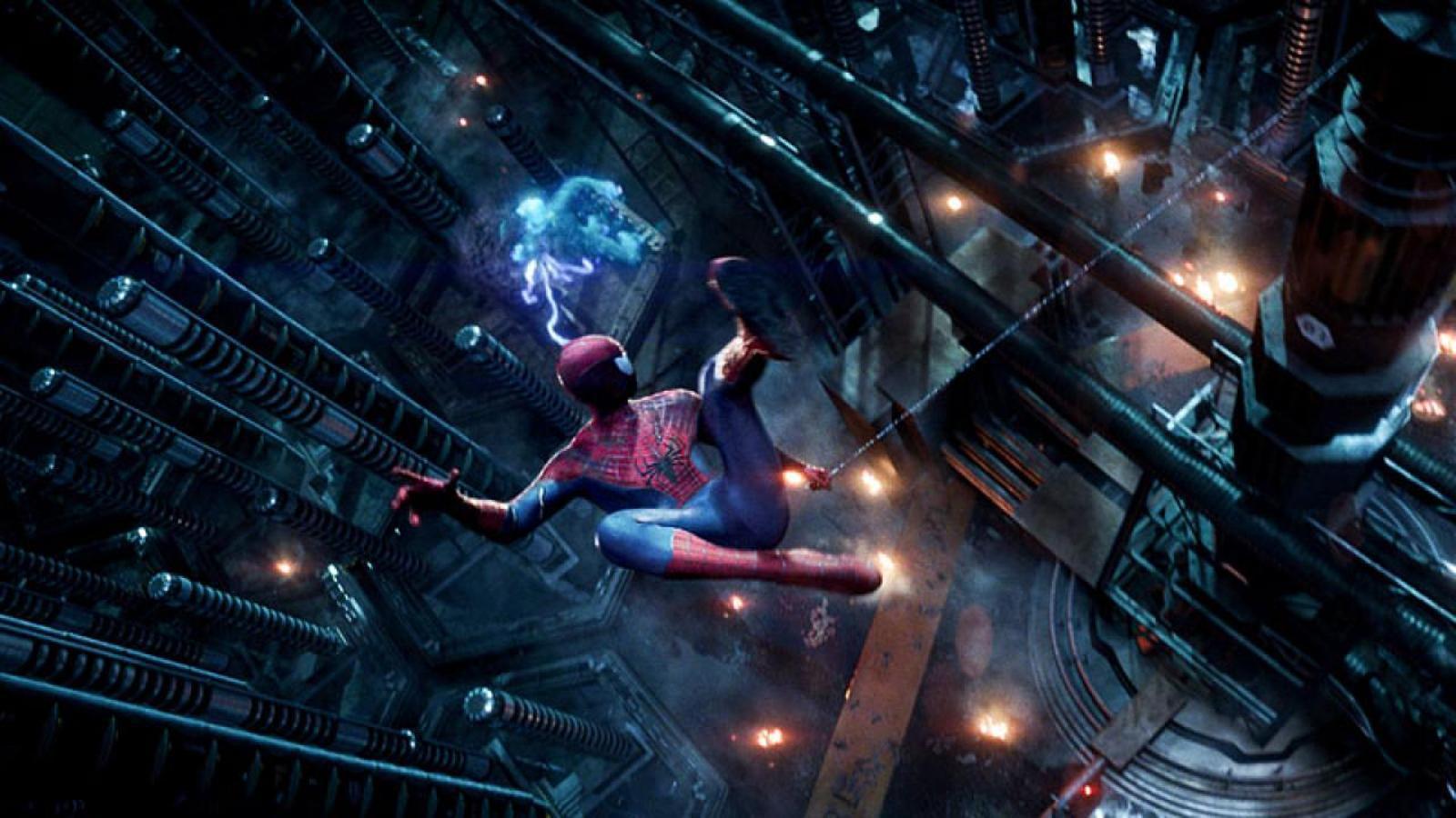 Tràiler final de 'The amazing Spiderman 2'