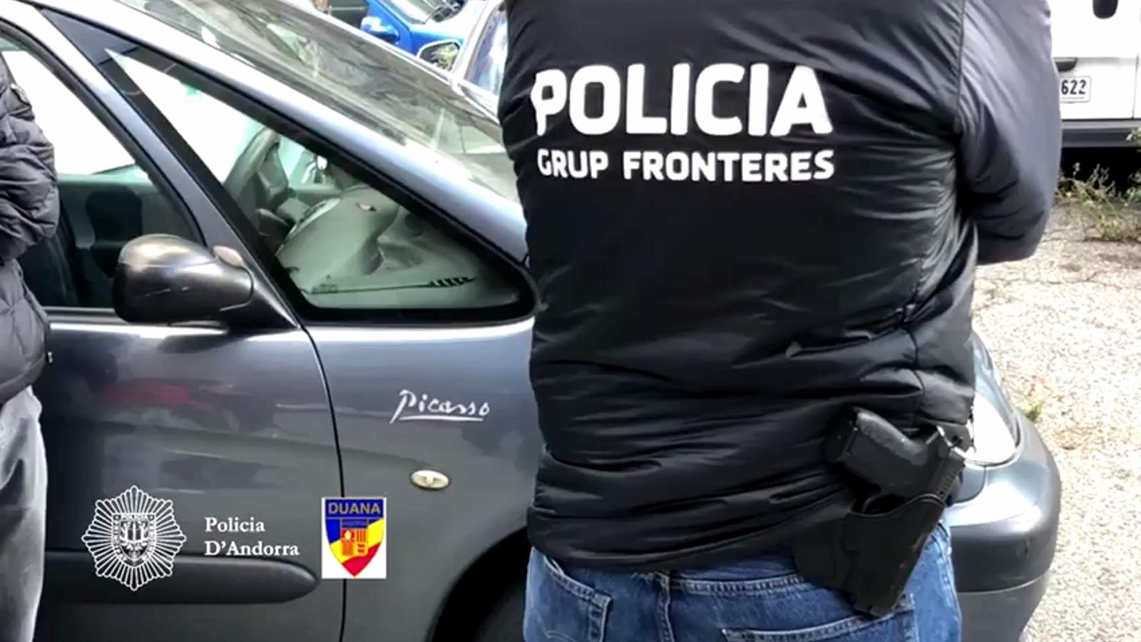 Vídeo Operació Branzzoni (contraband de tabac)