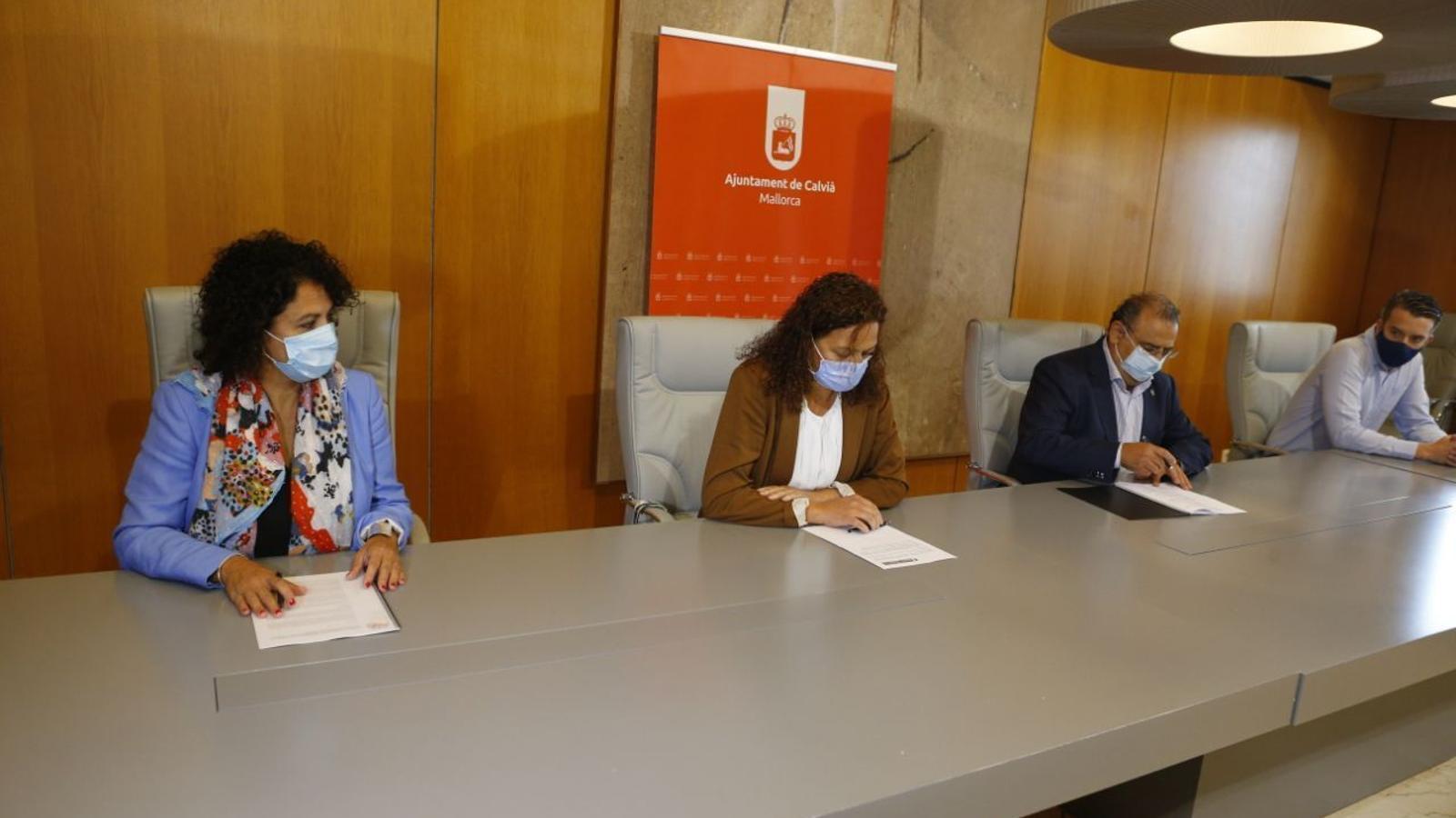 Calvià s'adhereix a l'Agència de Defensa del Territori