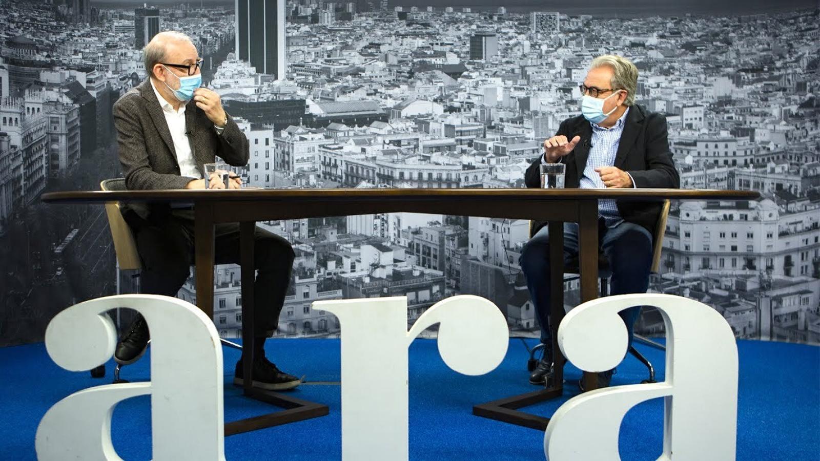 Entrevista d'Antoni Bassas a Antoni Batista