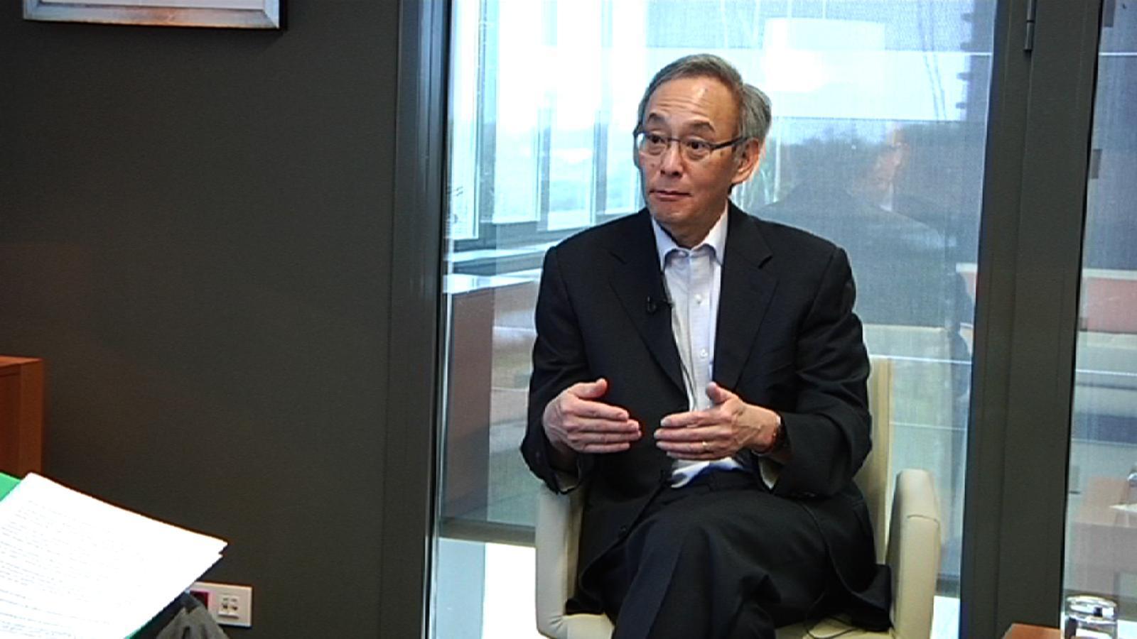 Steven Chu: Seguim tenint un problema per emmagatzemar energia, però això es pot solucionar