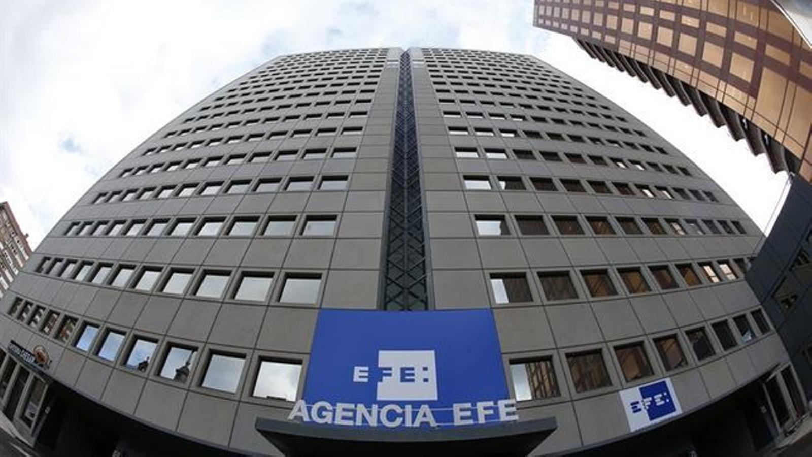 La policia intentà intervenir també els telèfons de l'agència Efe pel cas Cursach