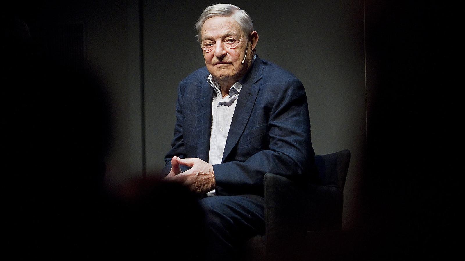 """George Soros: """"La del covid-19 és la crisi de la meva vida"""""""