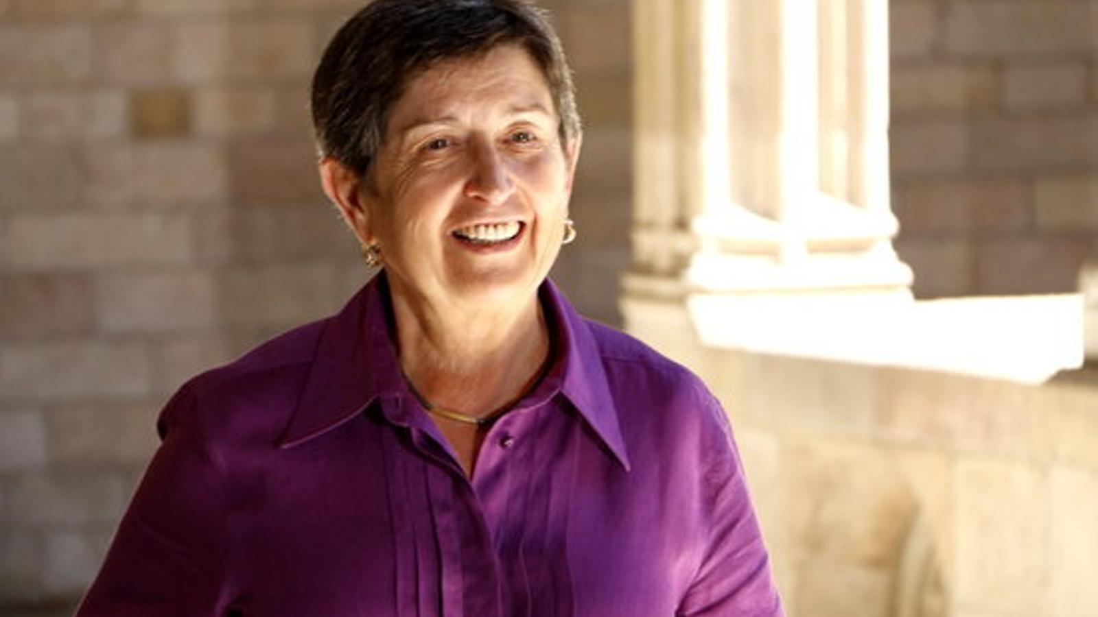 La delegada del govern espanyol a Catalunya, Teresa Cunillera, en una imatge d'arxiu