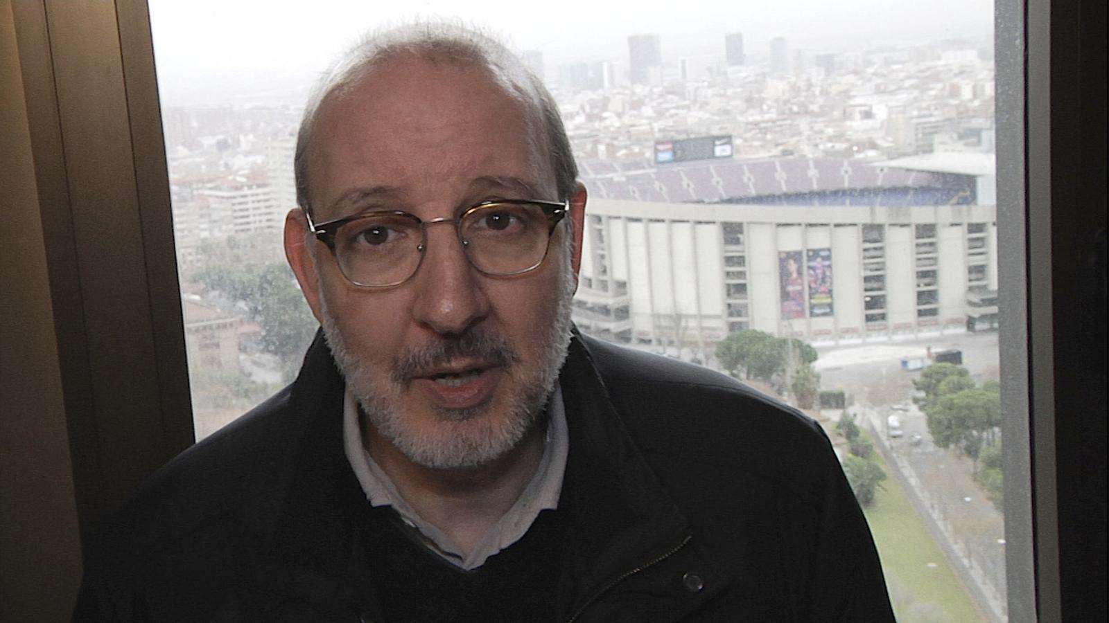L'anàlisi d'Antoni Bassas: 'Barça-Madrid, Catalunya-Espanya'