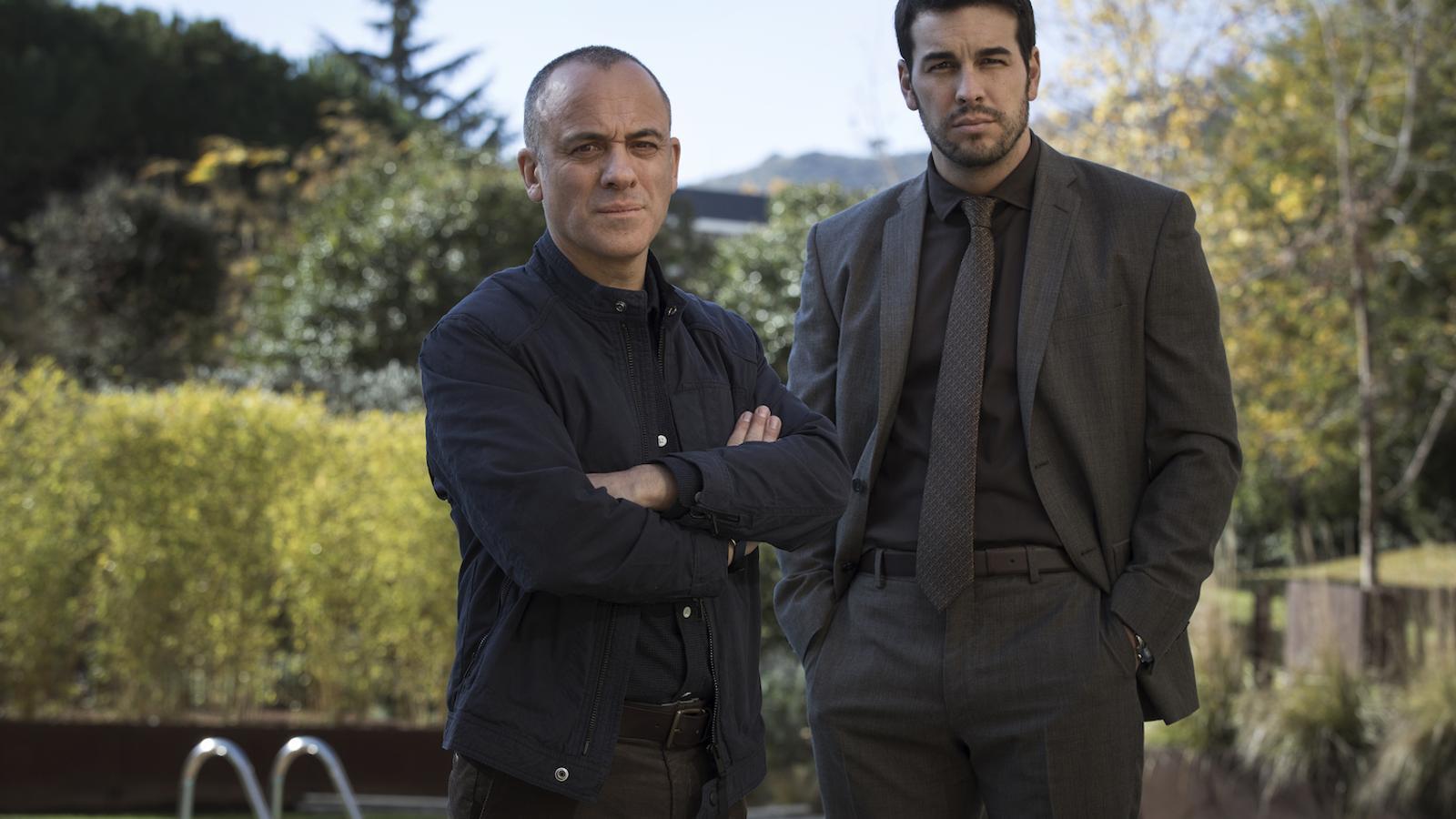 Javier Gutiérrez i Mario Casas protagonitzen el 'thriller' 'Hogar'
