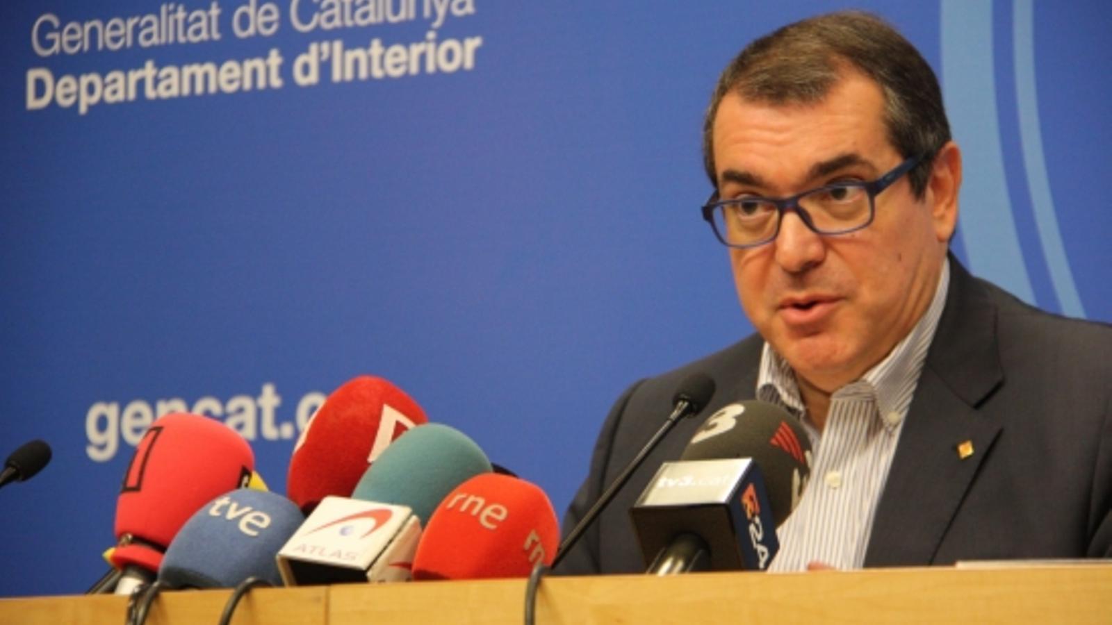 Detenen dos homes per les agressions i amenaces a tres activistes pro selecció espanyola