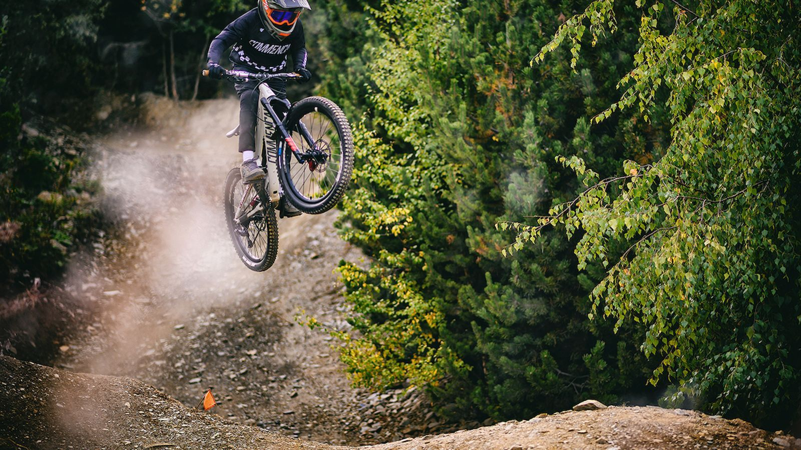 El Bike Park. / VALLNORD