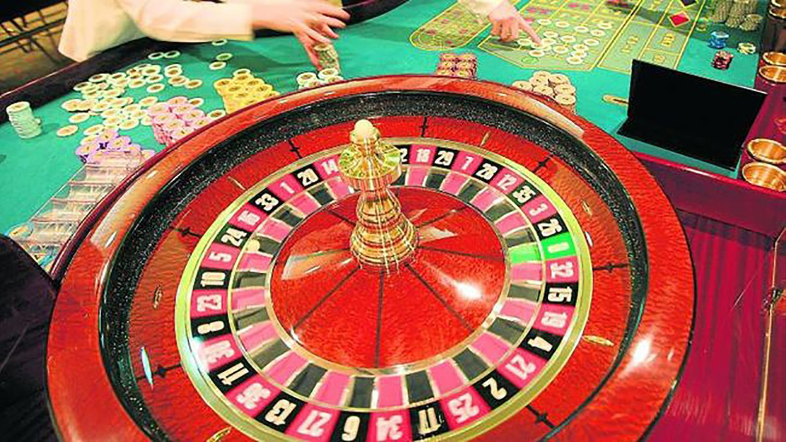 Una ruleta d'un casino. / REUTERS
