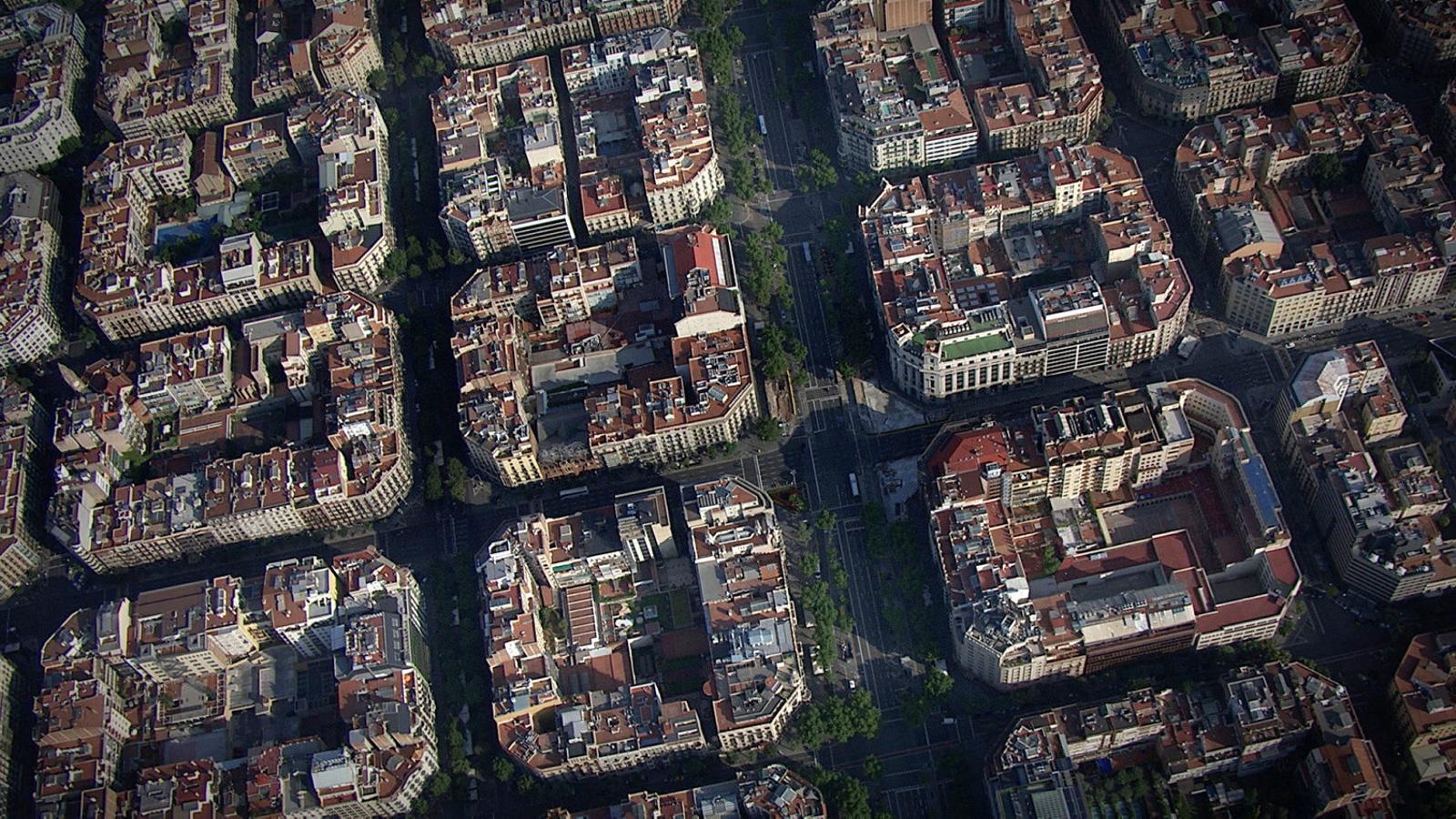 TV3 es pregunta com serà Barcelona d'aquí 30 anys