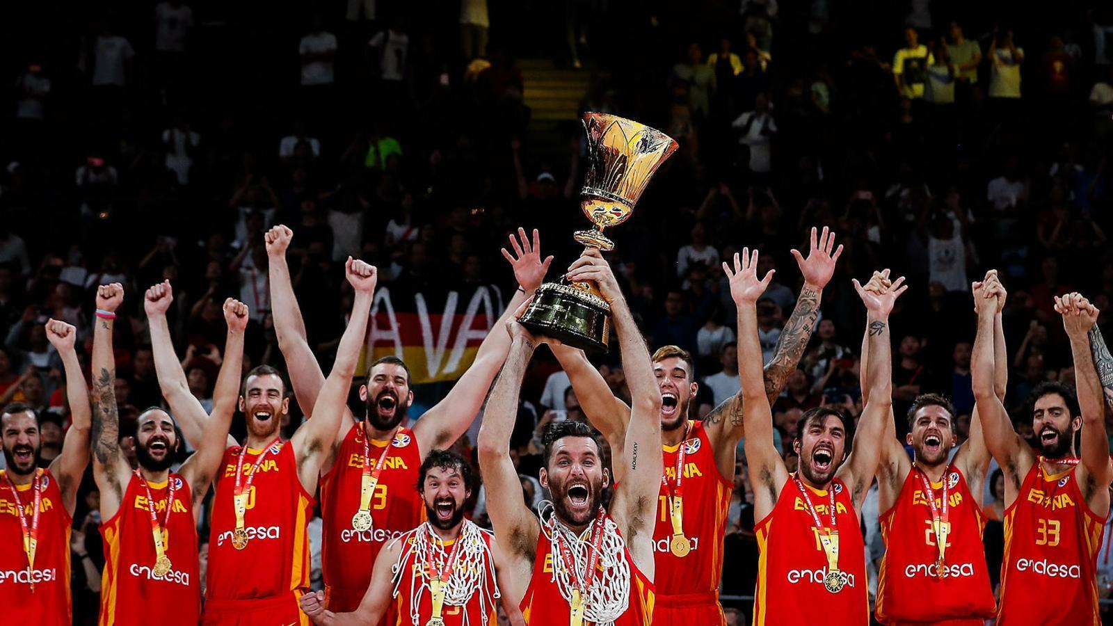 El Mundial de bàsquet revitalitza Cuatro